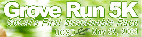 Race Pictures: UCSD Grove Run 5K
