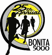 25th Annual Bonita 5000 5K Race