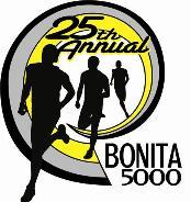 25th Annual Bonita 5000 5K Race