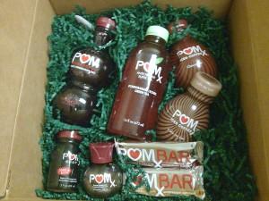 POM Wonderful in a Box