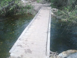 Los Peñasquitos Canyon Preserve Trail Bridge