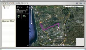 i-gotU GT-600 USB GPS Travel & Sports Logger - @trip PC