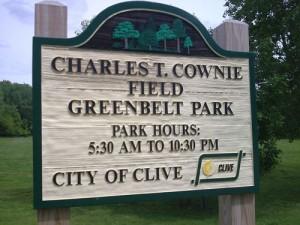 Greenbelt Park - Des Moines Trail