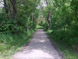 Des Moine Trails