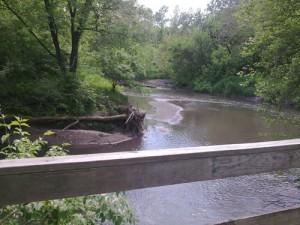 Des Moines Trail Bridge