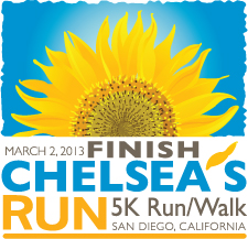 2013 Finish Chelsea's Run