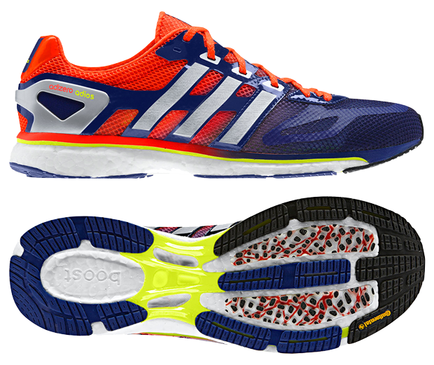 adidas adizero adios boost running shoe review trail running blog. Black Bedroom Furniture Sets. Home Design Ideas