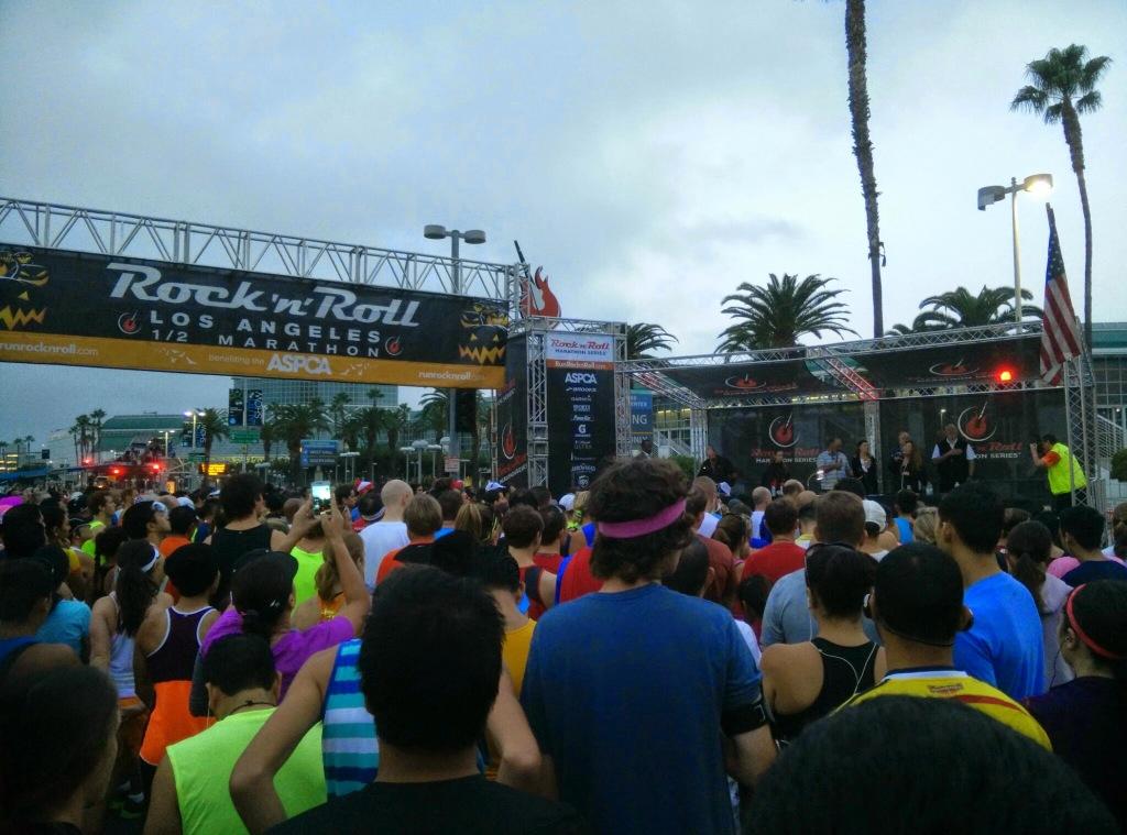 Rock 'n' Roll Los Angeles Half Marathon