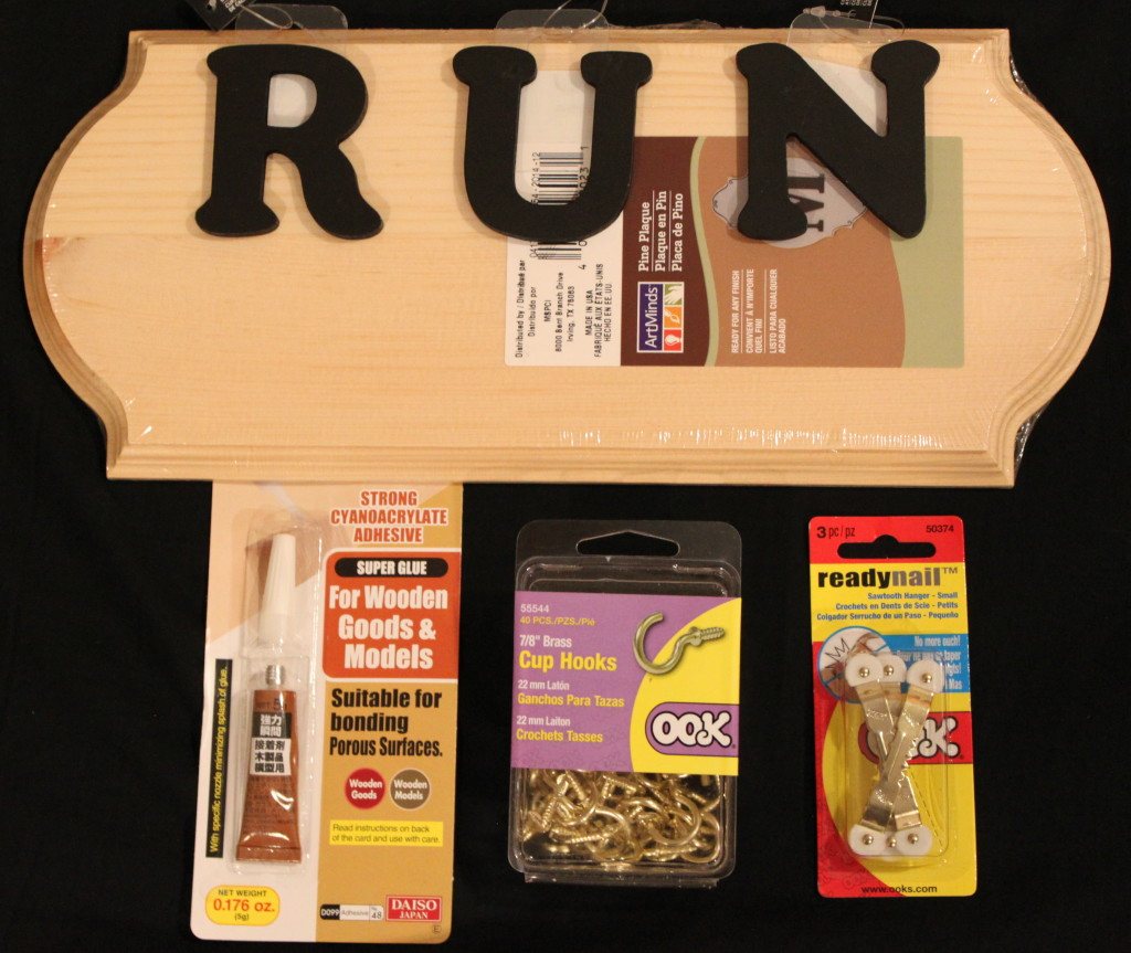 DIY How to Make a Race Medal Display Holder - Trail Running Blog