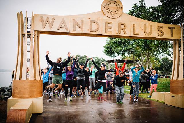 Photo by Alexandra Lee for Wanderlust Festival.