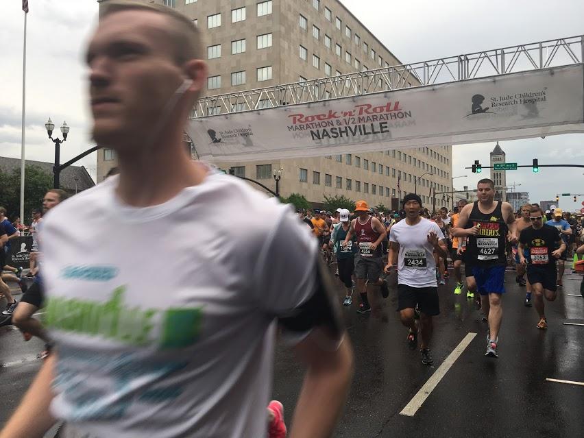 Rock 'n' Roll Nashville Half Marathon